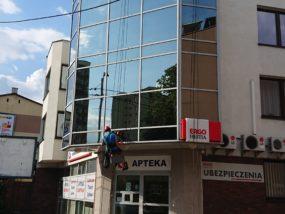 alpinistyczne mycie okien katowice