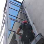 mycie okien i elewacji
